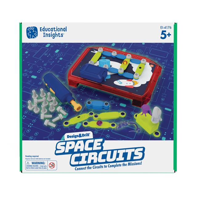 Educational Insights® Design & Drill® Space Circuits