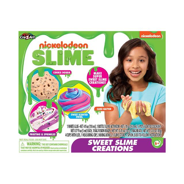 Nickelodeon Slime Sweet Slime Creations