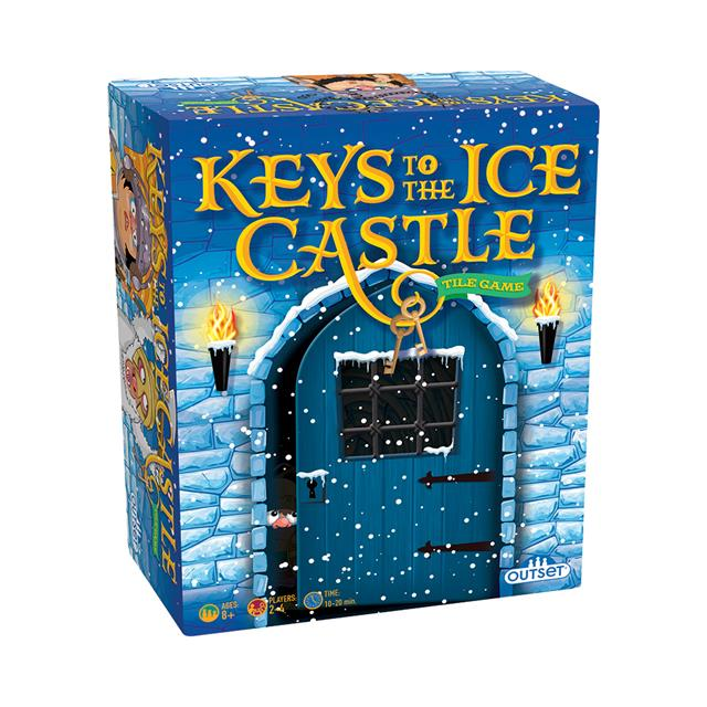 Keys to the Ice Castle Tile Game