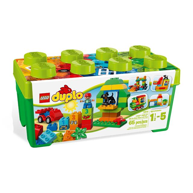 LEGO® DUPLO® All-In-One Box of Fun