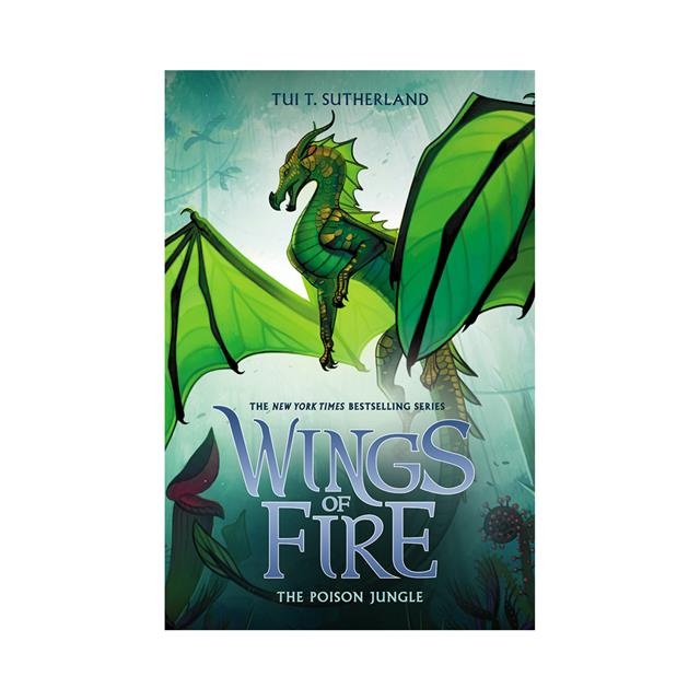 The Wings of Fire #13: The Poison Jungle