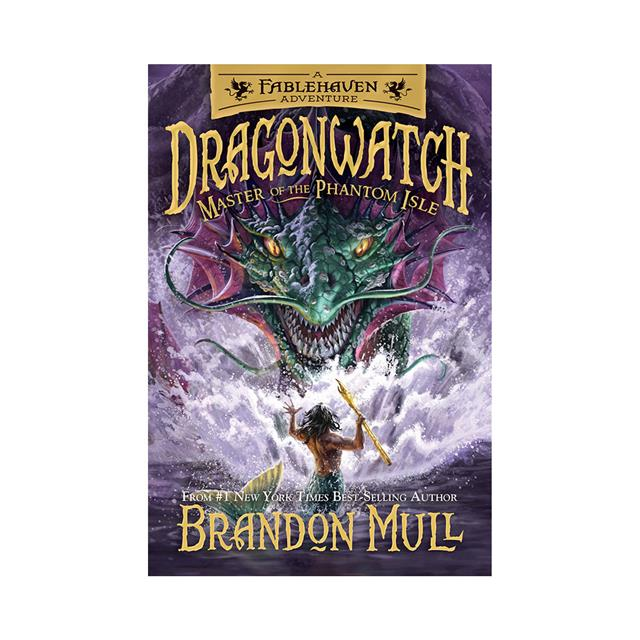 A Fablehaven Adventure: Dragonwatch #3: Master of the Phantom Isle