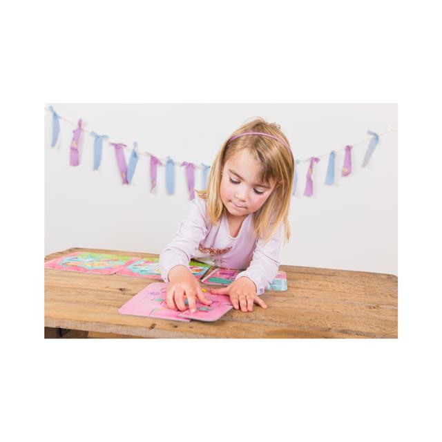 Owl Toys Dancer 4-in-1 Evolutionary Puzzle