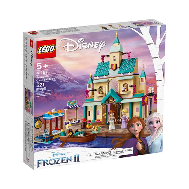 LEGO® Disney Frozen II Arendelle Castle Village