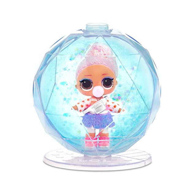 L.O.L. Surprise! Winter Disco Glitter Globe