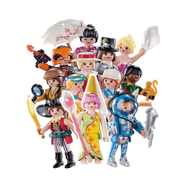 Playmobil Girl Figures Series 16