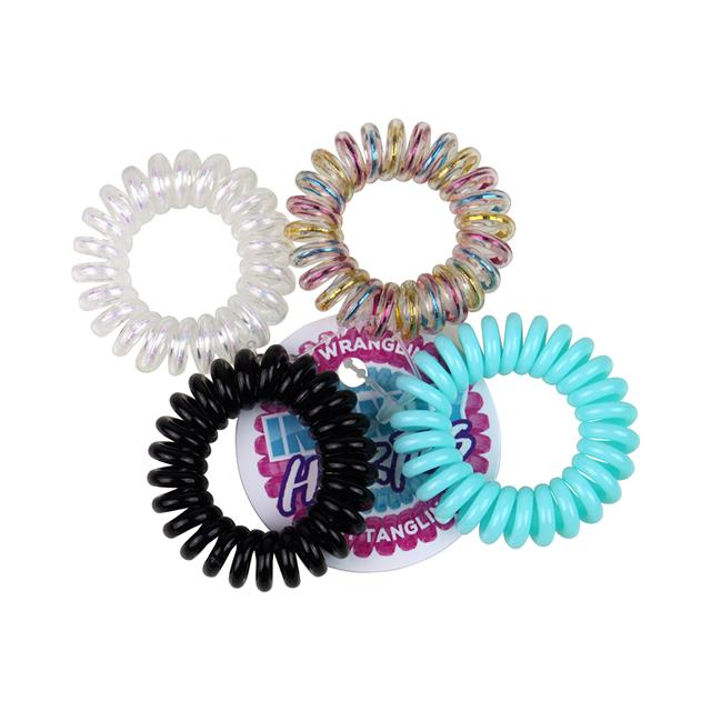 Infinity Hair Ties 4 Pack