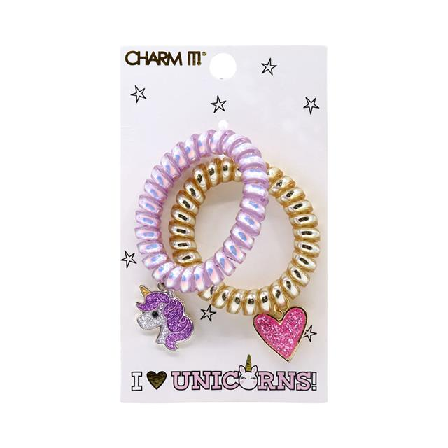 CHARM IT! Unicorn Coil Cord Set