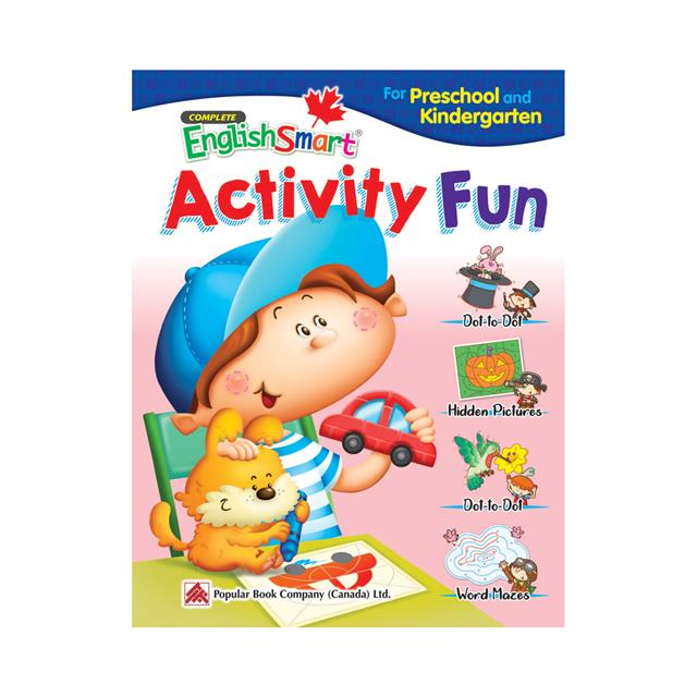 Complete EnglishSmart Activity Fun Pre-K & K