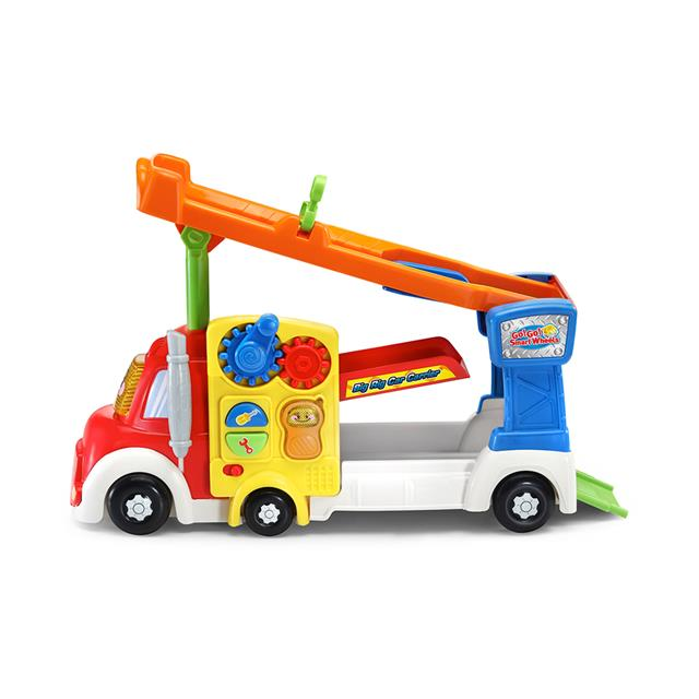 VTech® Go! Go! Smart Wheels® Big Rig Car Carrier™