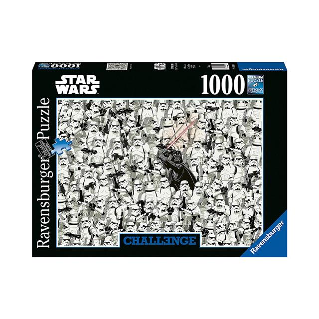 Ravensburger Star Wars Challenge 1000pc Puzzle