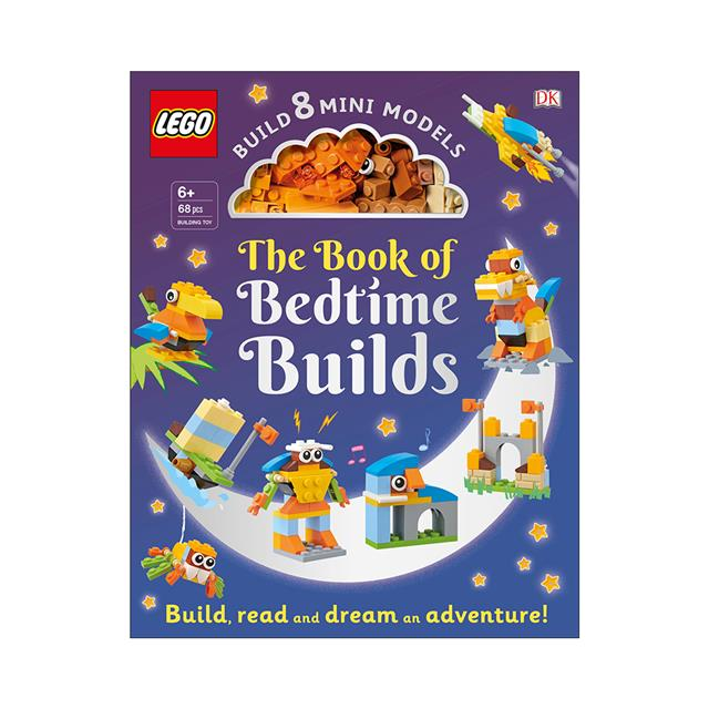 LEGO® The Book of Bedtime Builds