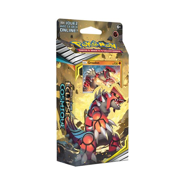 Pokémon TCG: Sun & Moon Cosmic Eclipse Theme Deck