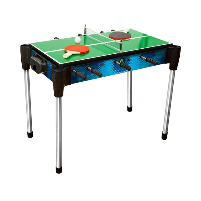 4-in-1 Games Table