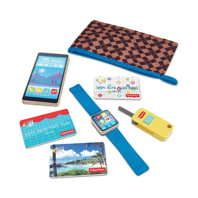 Fisher-Price® On-the-Go Wallet