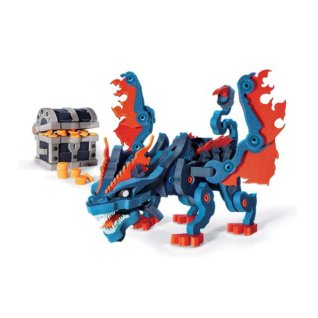 Bloco Treasure Keeper Dragon