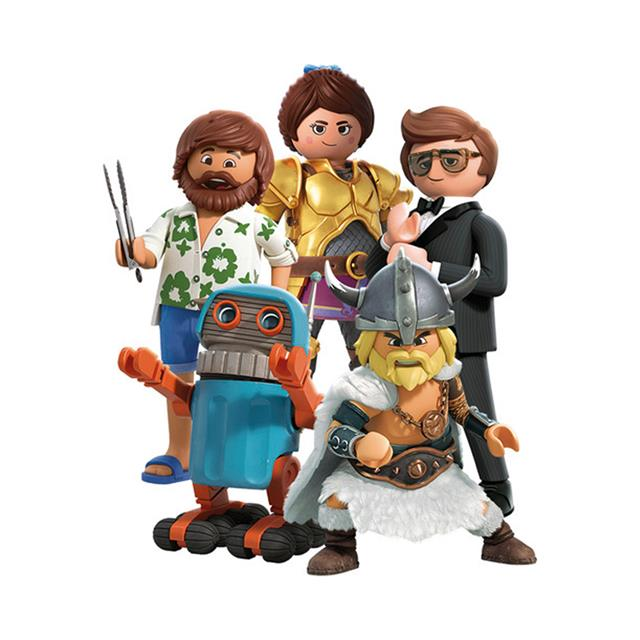 Playmobil: The Movie Blind Bags Wave 1