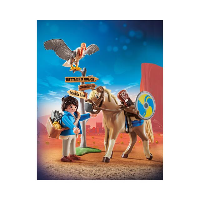 Playmobil: The Movie Marla with Horse