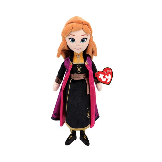 Ty Sparkle Medium Disney Frozen II Princess Anna