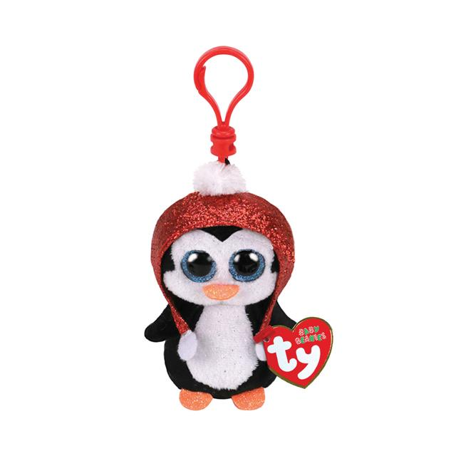 Ty Beanie Boos Clip-On Gale the Penguin