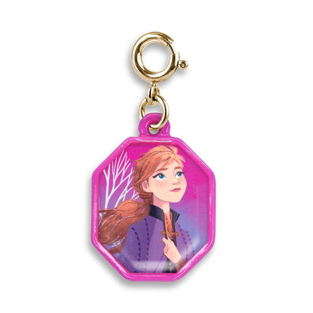 CHARM IT! Disney Frozen II Anna Gold Glitter Charm