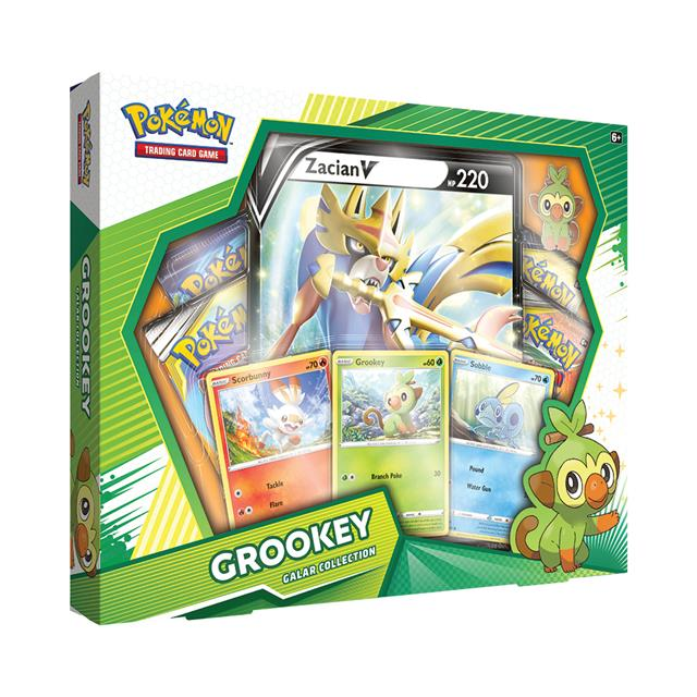 Pokémon TCG: Galar Collection