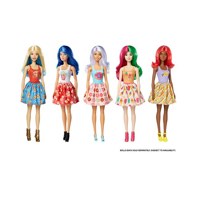 Barbie® Colour Reveal Doll