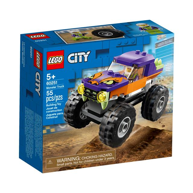 LEGO® City Monster Truck