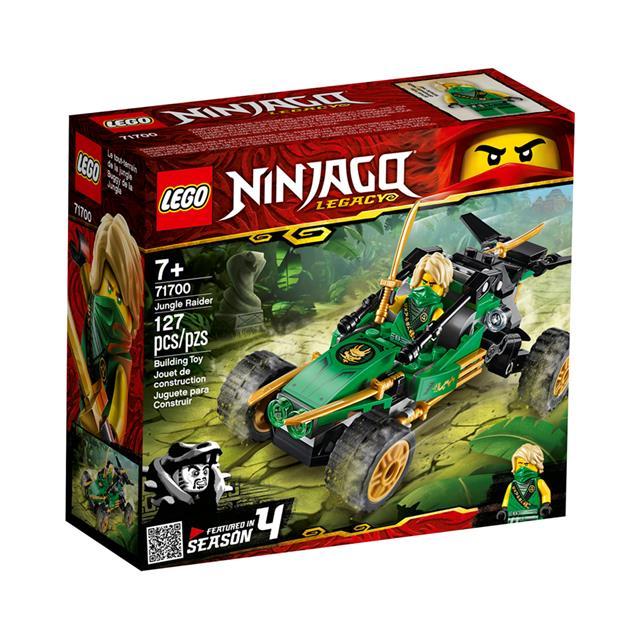 LEGO® NINJAGO® Jungle Raider