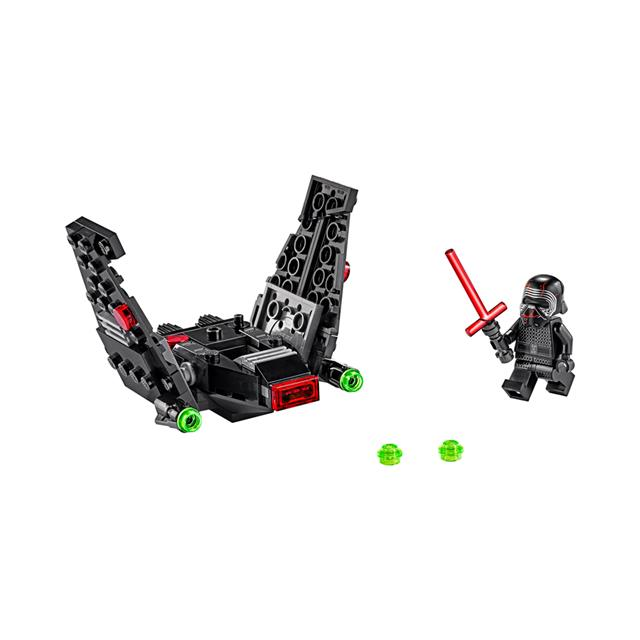 LEGO® Star Wars™ Kylo Ren's Shuttle™ Microfighter