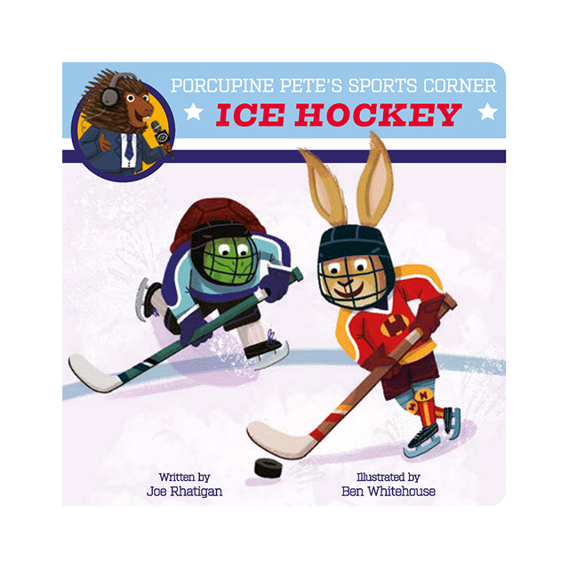 Porcupine Pete's Sports Corner: Ice Hockey