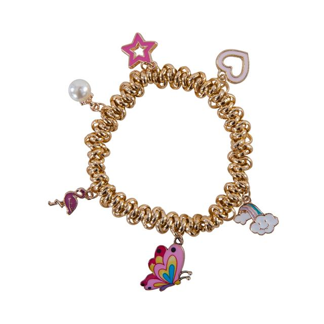 Great Pretenders Charm-ed and Chain Bracelet