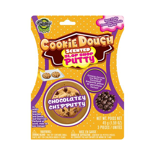 Cookie Dough Scented Slop Shop Putty