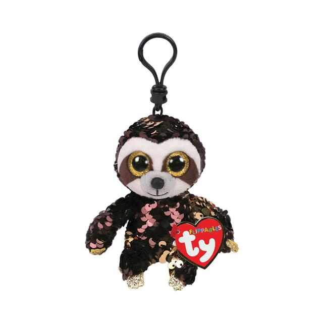 Ty Flippables Clip-On Dangler the Sloth