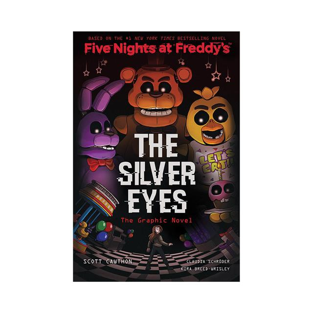 Five Nights at Freddy's Graphic Novel #1: The Silver Eyes
