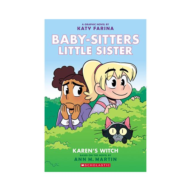 Baby-sitters Little Sister #1: Karen's Witch