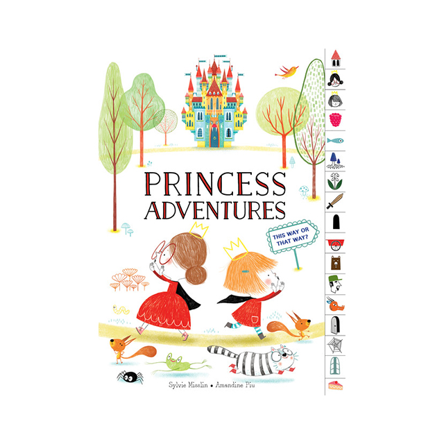 Princess Adventures: This Way or That Way?