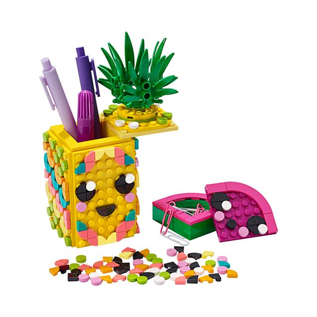 LEGO® DOTS™ Pineapple Pencil Holder