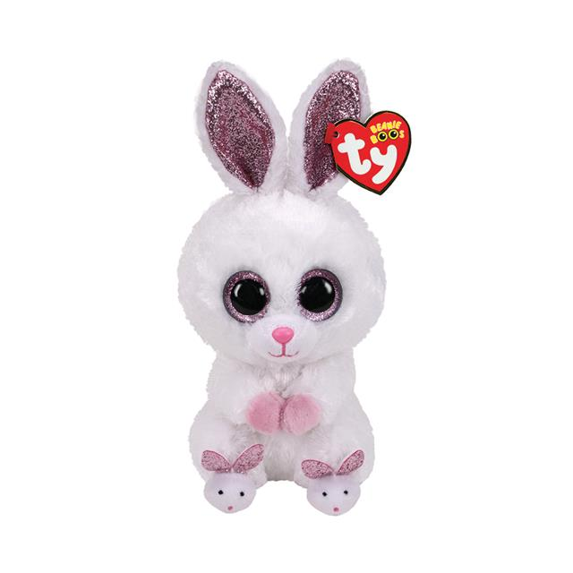 Ty Beanie Boo Slippers the Bunny