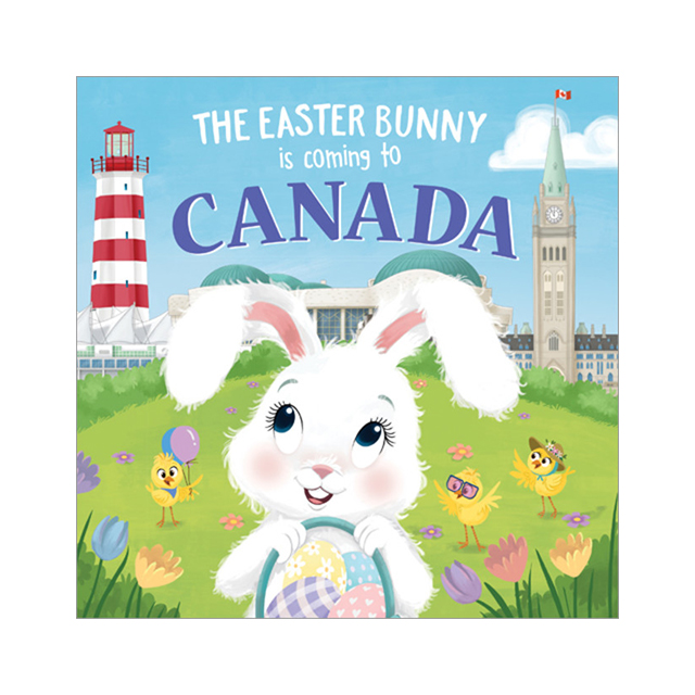 The Easter Bunny is Coming to Canada