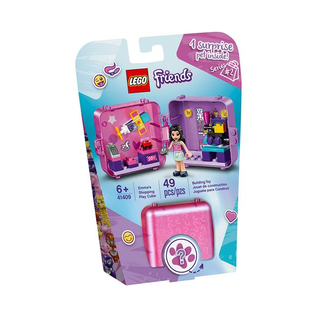 LEGO® Friends™ Emma's Shopping Play Cube