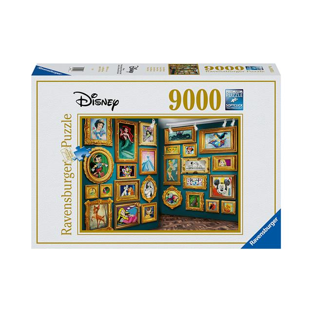 Ravensburger Disney Museum 9000pc Puzzle