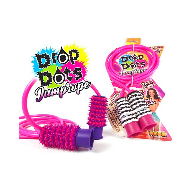 Kess Drop Dots Jump Rope