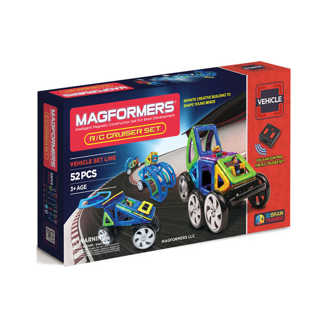 Magformers RC Cruiser 52 Piece Set