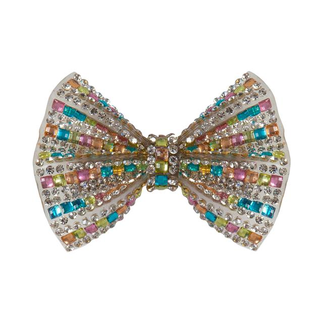 Great Pretenders Gem Bow Hairclip