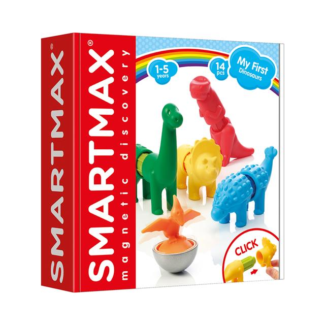 SmartMax Magnetic Discovery My First Dinosaurs