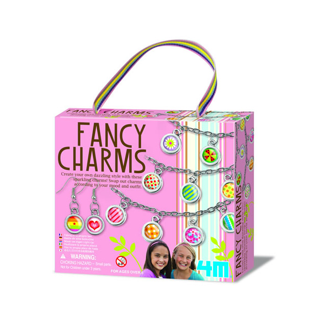 4M Fancy Charms Kit