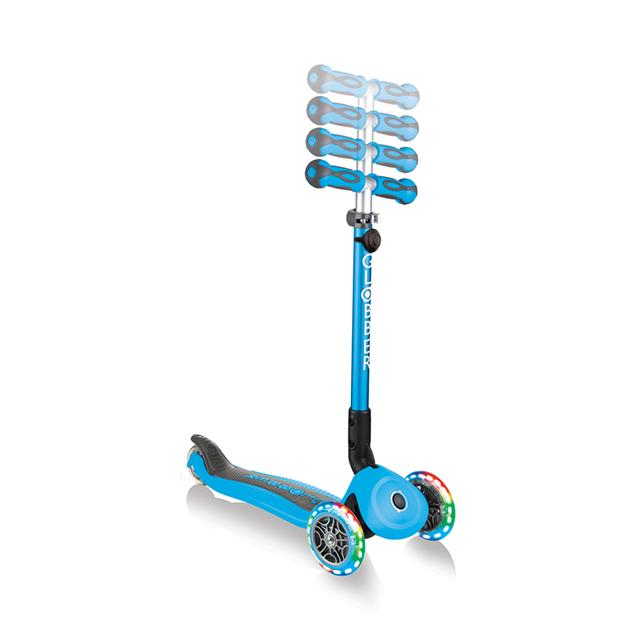 Globber GO-UP Deluxe Lights