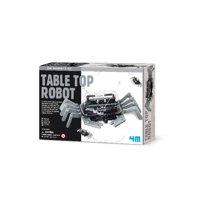 4M Tabletop Robot Kit
