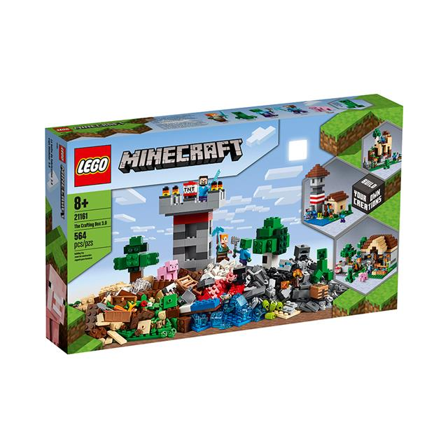 LEGO® Minecraft The Crafting Box 3.0